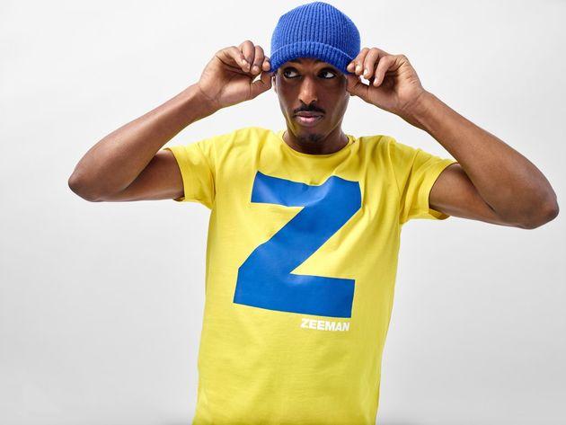 Zeeman fancollectie t-shirt