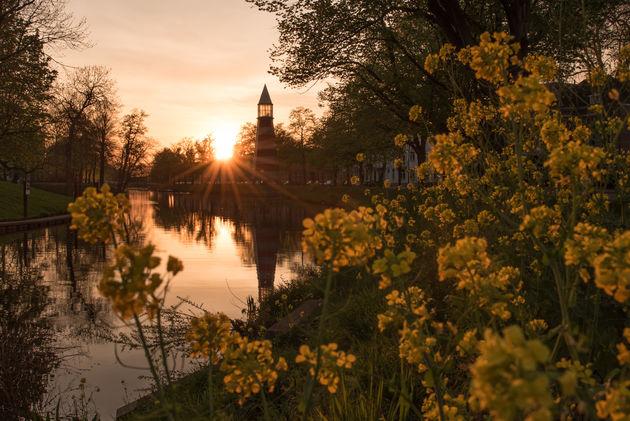 zonsondergang-breda
