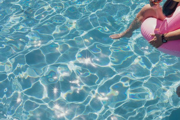 Zwembad opblaasbaar tuin