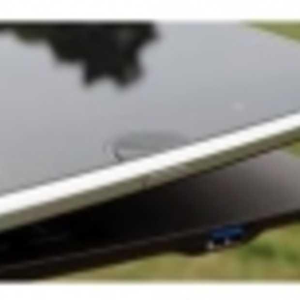 12 Tablets op een Rij met Video (CES)