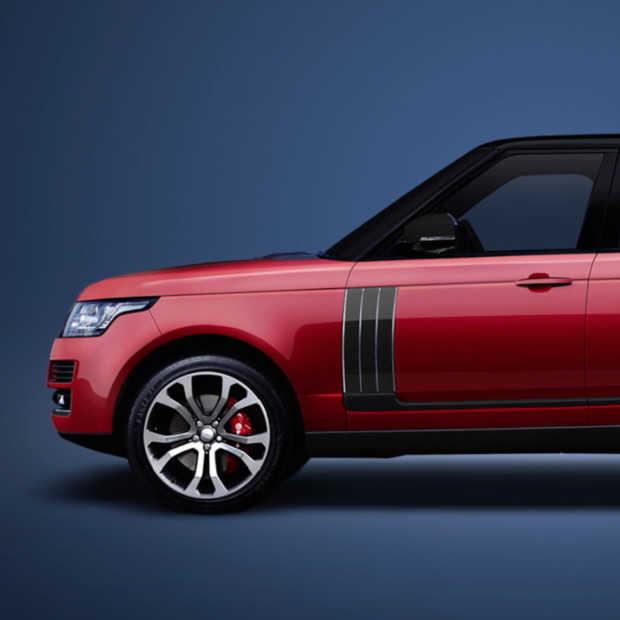 De evolutie van 48 jaar Range Rover