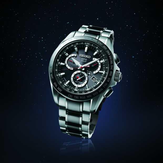 5 gave horloges van SEIKO