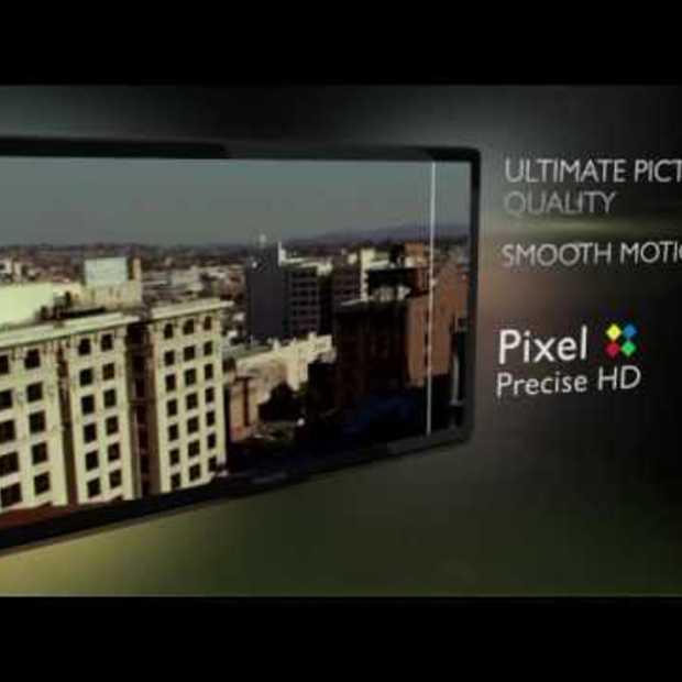 Philips 8000 Series LCD TV