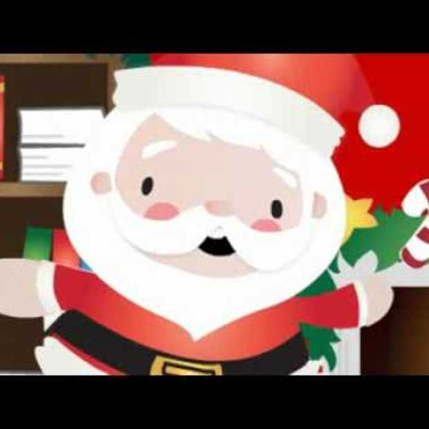 A Personalized Video from Santa