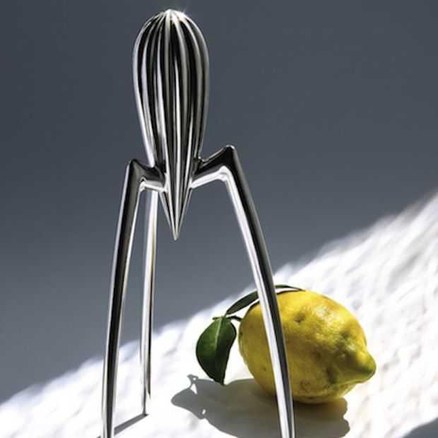 De revolutie van de citroenpers: Juicy Salif 25 jaar!