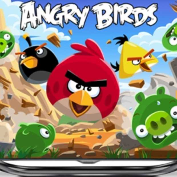 Angry Birds voor Samsung Smart TV
