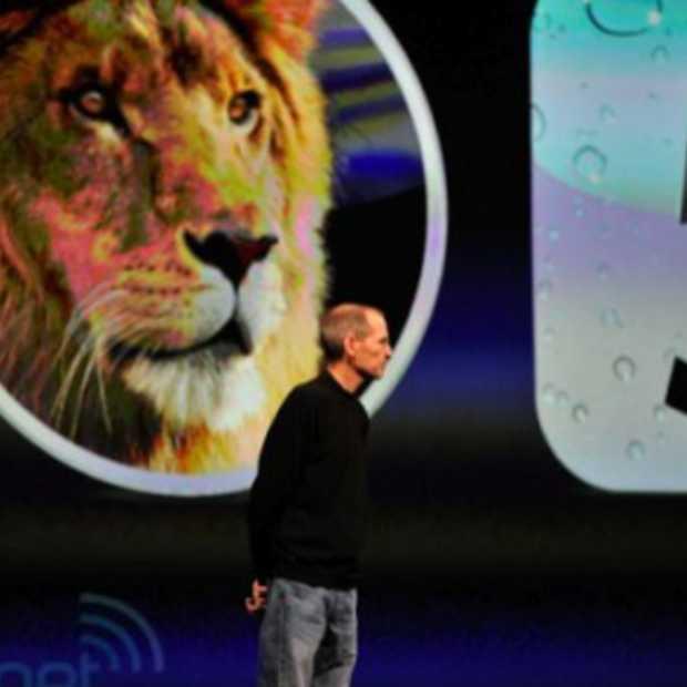 Apple iOS 5, Mac OS X Lion en iCLoud (liveblog)