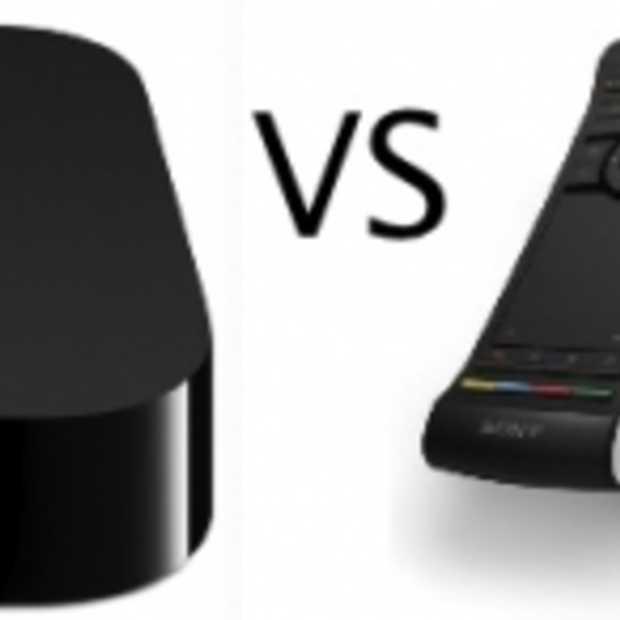 Apple TV vs Google TV : wie van de twee?