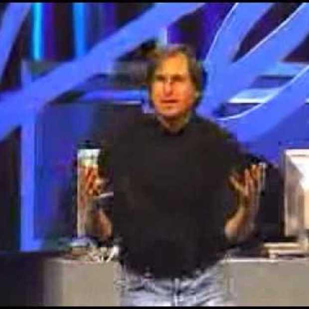 iCloud beschreven door Steve Jobs in 1997 (Video)