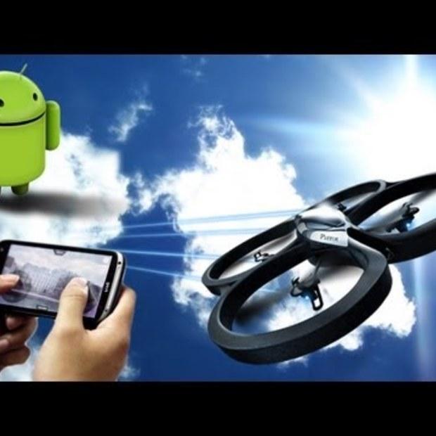AR Drone met Android besturen