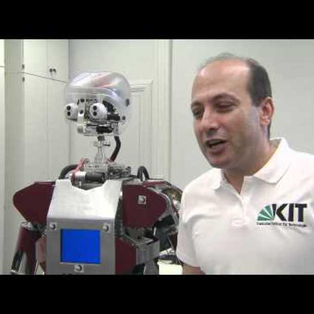 ARMAR, Robot huishoudhulp