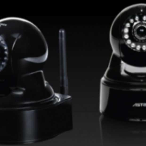 ASTAK Introduceert InternetCamera
