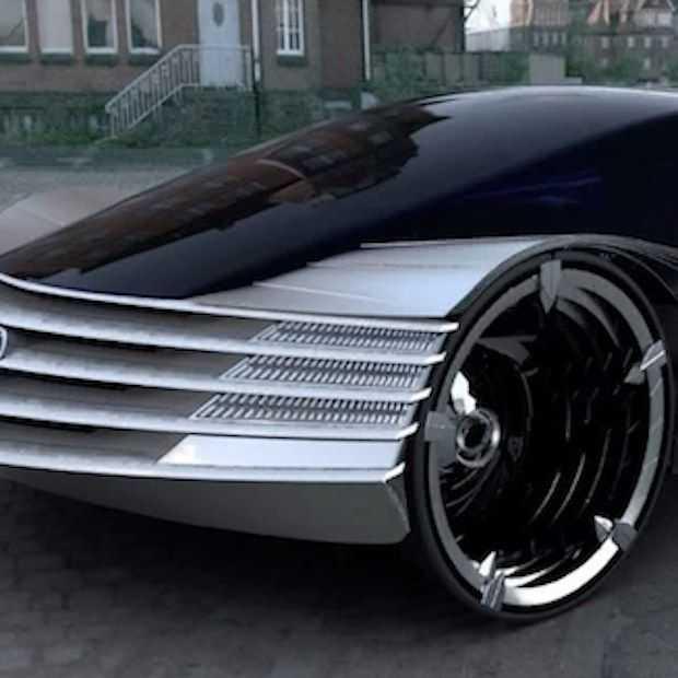 Deze auto kan wel 100 jaar rijden zonder dat je hoeft te tanken.