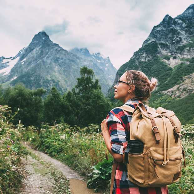 Deze app bereidt jou voor op je backpack avontuur