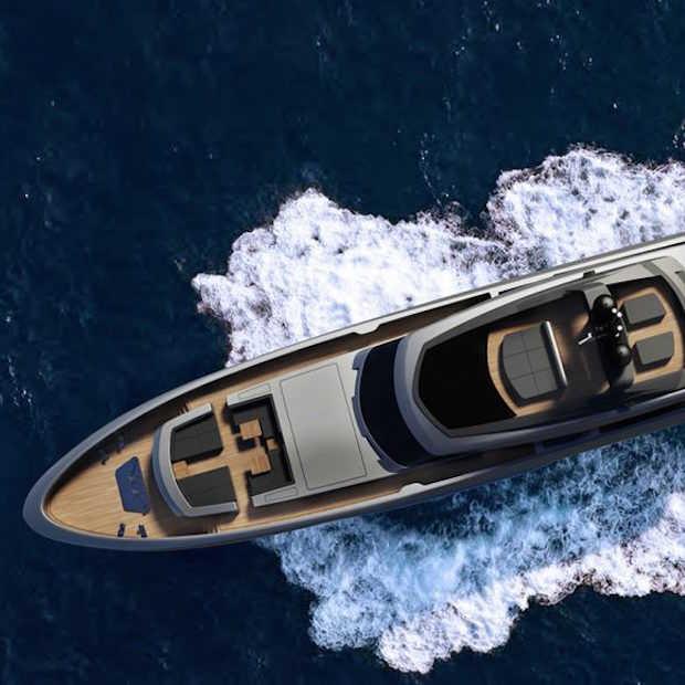 Bizar luxe jacht: Baglietto Fast