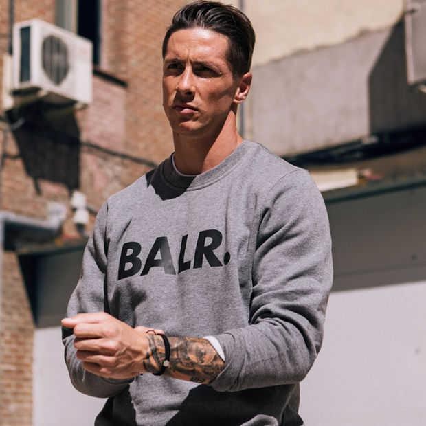 Fernando Torres wordt het nieuwe gezicht van BALR