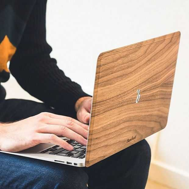 Bambooti: gave houten skins voor je MacBook