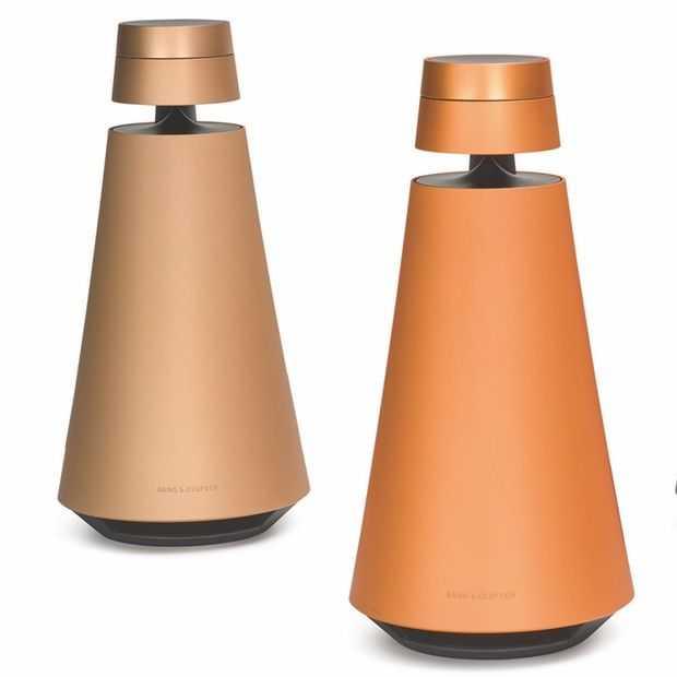 Unieke Bang & Olufsen BeoSound 1 speakers via Sotheby's verkocht