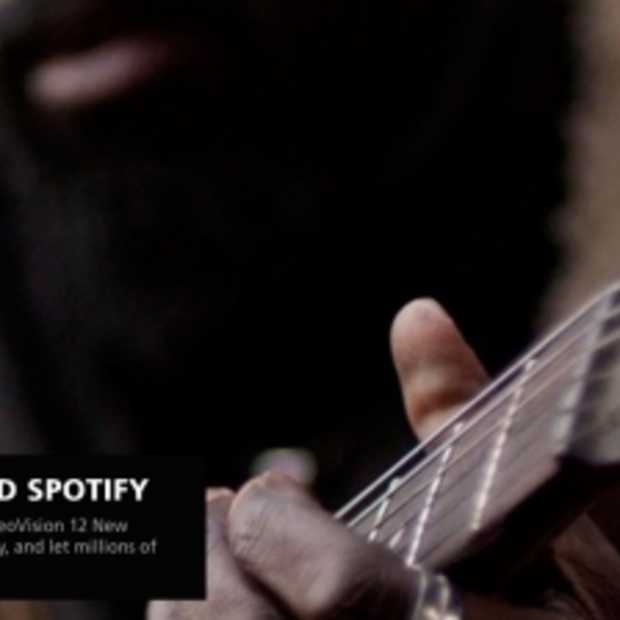 "Bang & Olufsen en Spotify lanceren ""one-touch muzieksysteem"""