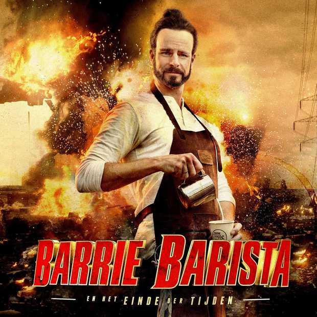 Comedyserie 'Barrie Barista en Het Einde Der Tijden' binnenkort op Videoland