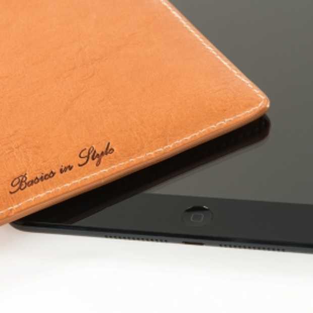 Basics in Style Eccentric: leren hoes voor je iPad