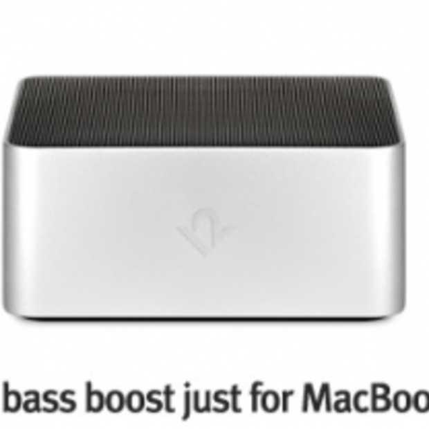 BassJump SubWoofer Speciaal voor MacBook