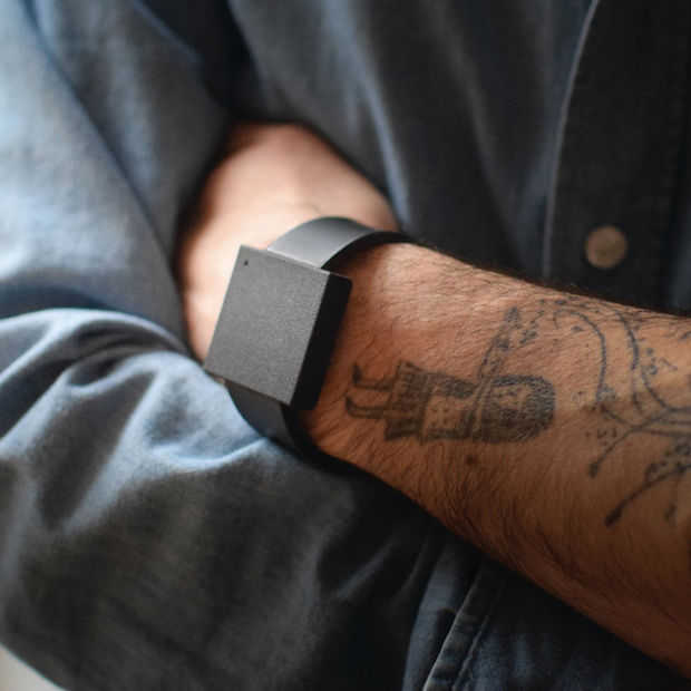 The Basslet: een wearable subwoofer voor je lichaam