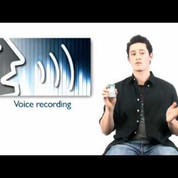 Beleef het superieure geluid met de Philips GoGear ARIAZ