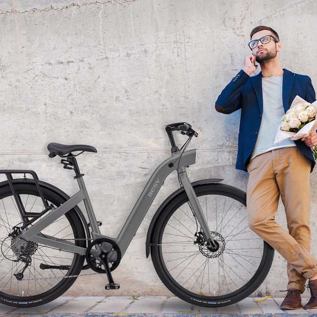 De e-bike BESV CF1 is de perfecte stadsfiets