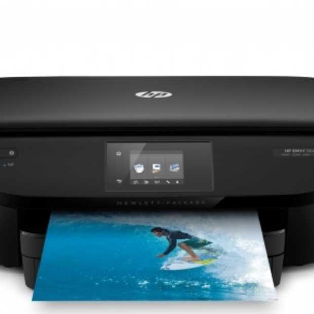 Betaalbaar printen vanaf je smartphone met de nieuwe e-All-in-Ones printers van HP