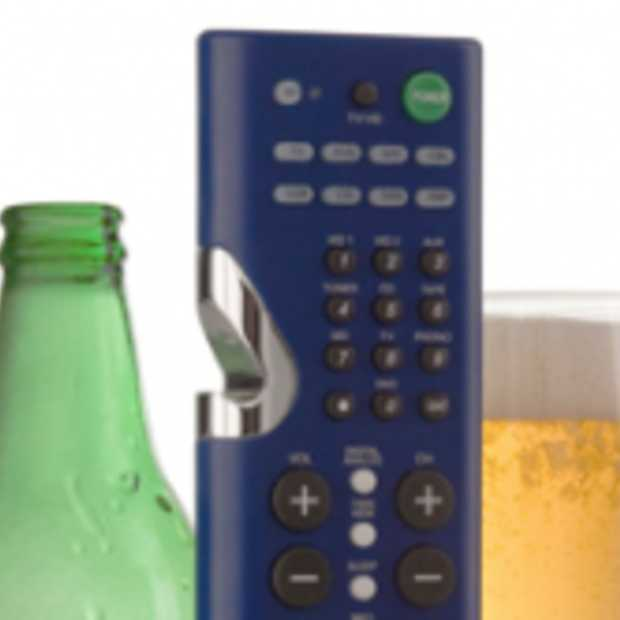 Biertje met Afstandbediening en Walking Fridge
