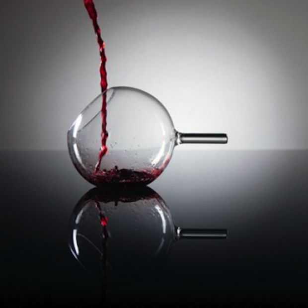 Bijzondere wijnglazen!