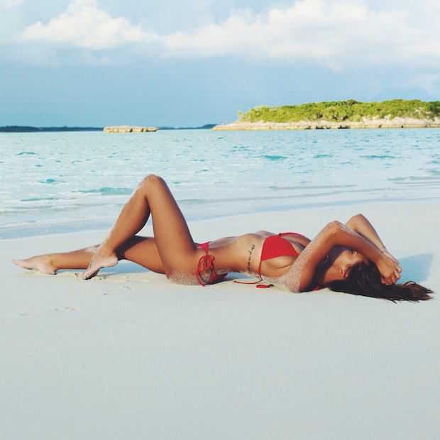 6 mooie bikinimodellen die je moet volgen op Instagram