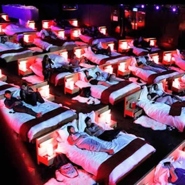De 10 vetste bioscopen wereldwijd!