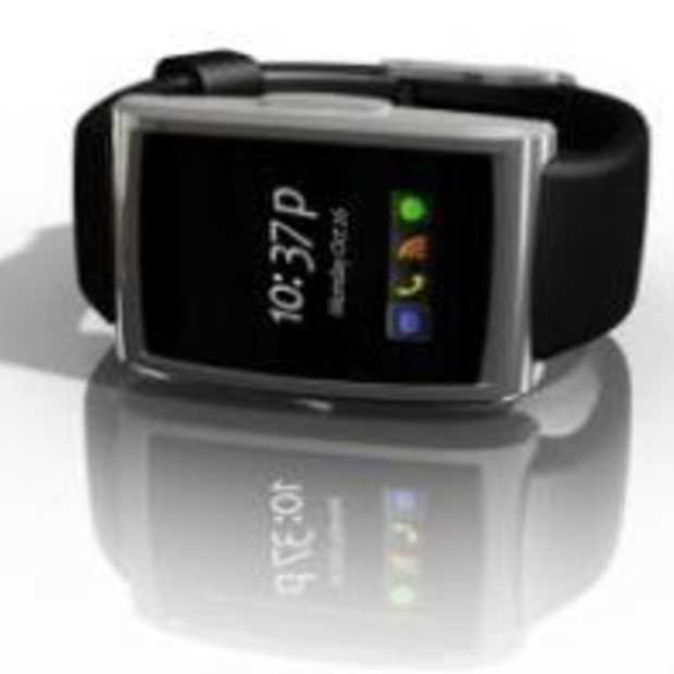 BlackBerry komt met inPulse SmartWatch