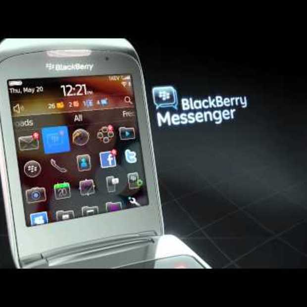 BlackBerry® Style™ 9670
