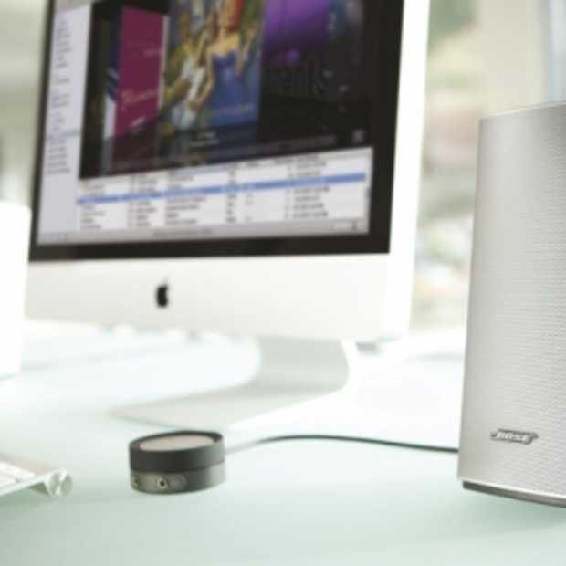 Bose introduceert Companion 20 multimedia-luidsprekersysteem