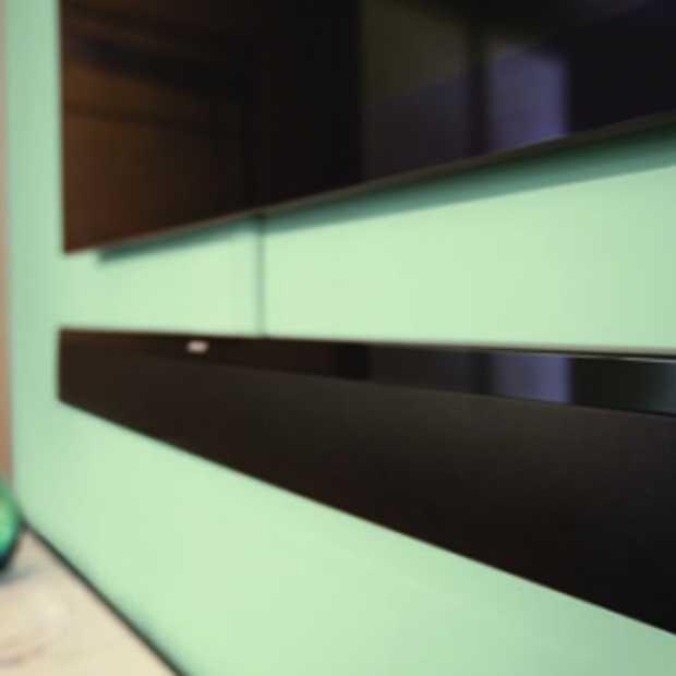 Bose introduceert eerste Soundbarsystemen