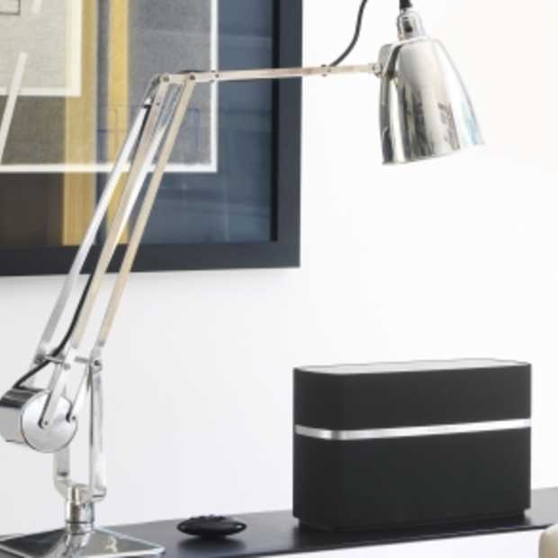 Bowers & Wilkins A5 en A7 speakers met Airplay