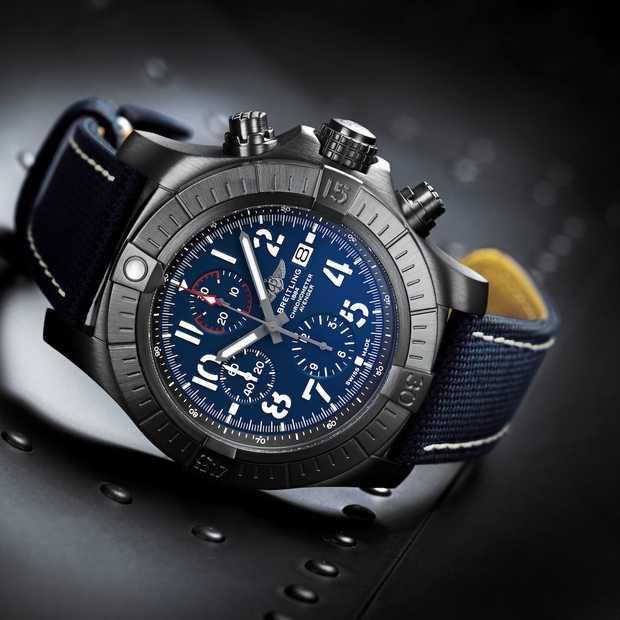 Breitling Avenger Collecties, alleen voor echte liefhebbers van horloges