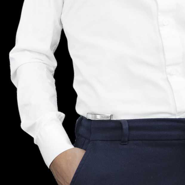 Bucqle zorgt ervoor dat je broek voortaan altijd past