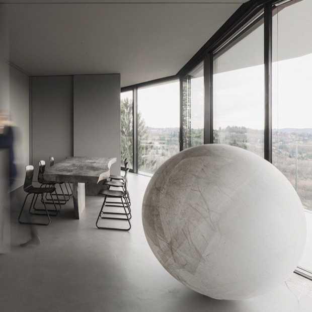 Zo'n minimalistisch huis heb je nog nooit gezien