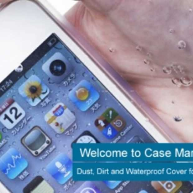 Case Marine voor iPhone 4(S) en Galaxy SII