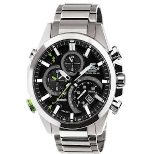 Nieuw Casio EDIFICE-horloge ideaal cadeau voor stijlvolle reiziger