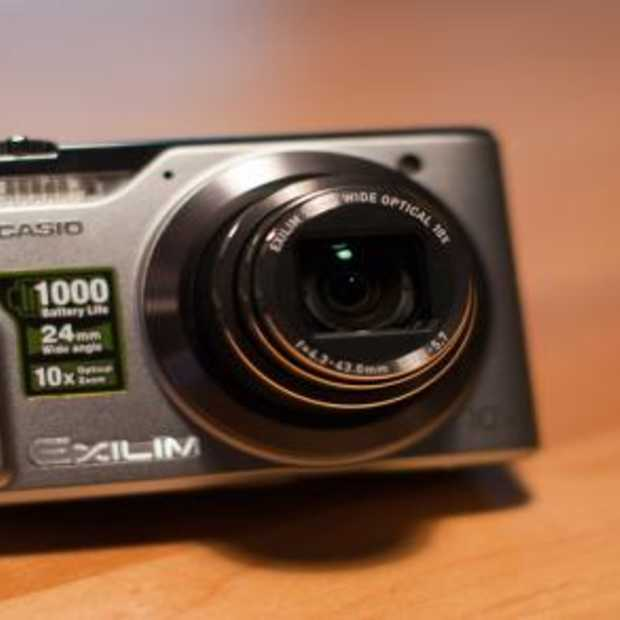 Casio EX-H10 hands-on review