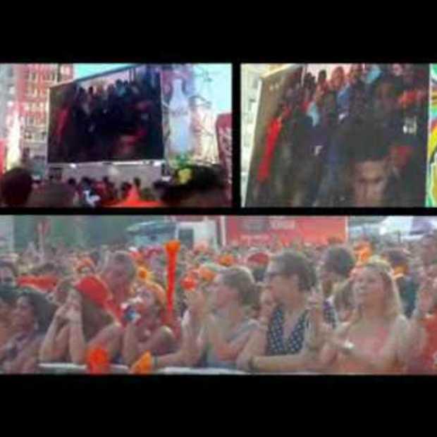 Centraal Beheer Achmea zet 'WK-Scherm op zwart'