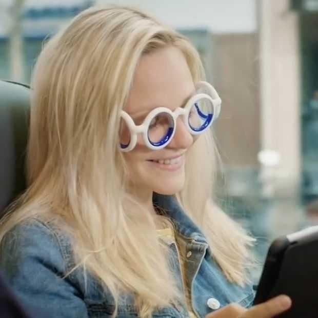 Deze Citroën-bril zorgt er voor dat je flink minder wagenziek wordt