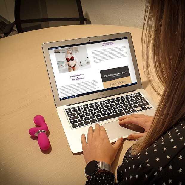 Nieuw: erotisch platform 'Club le Duc', gemaakt voor en door vrouwen