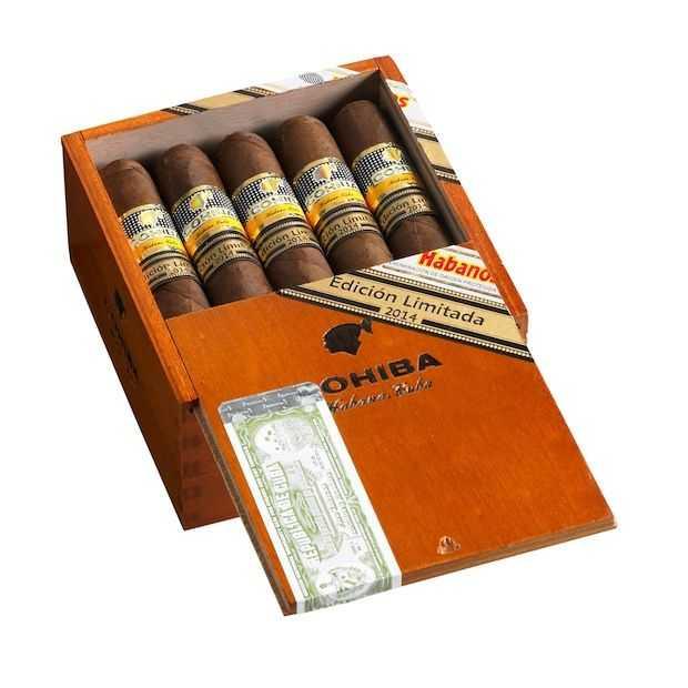 Genieten van een sigaartje tijdens de feestdagen!