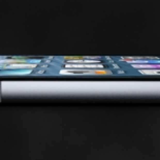 Concept voor de iPhone in 2013